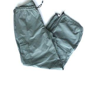 Danskin Cargo Athletic Drawstring Pants